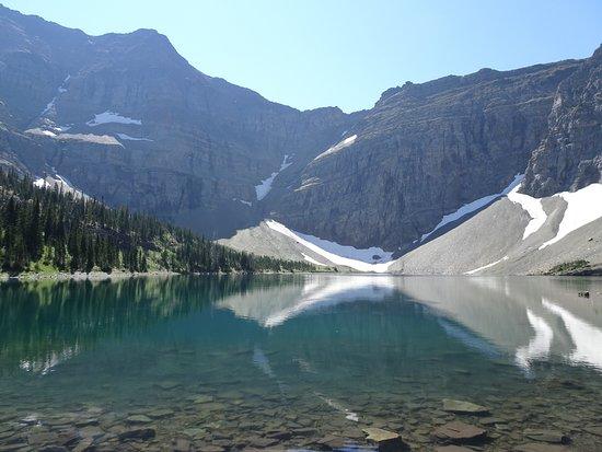 Crypt Lake Trail: Crypt Lake