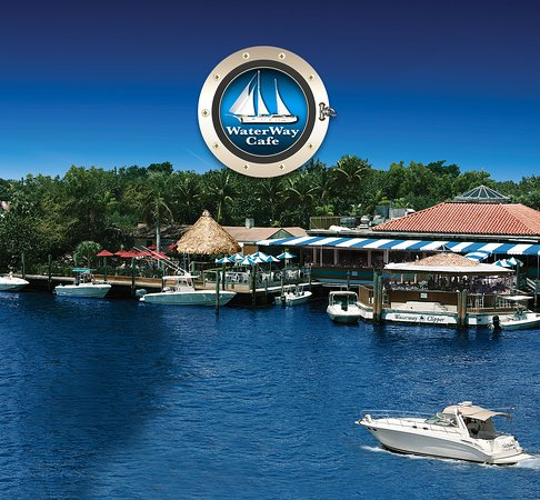 Waterway Cafe offers patrons the area's finest view, great service and food!