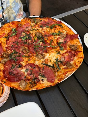 California Pizza Kitchen Westwood, Los Angeles - Restaurant Reviews ...