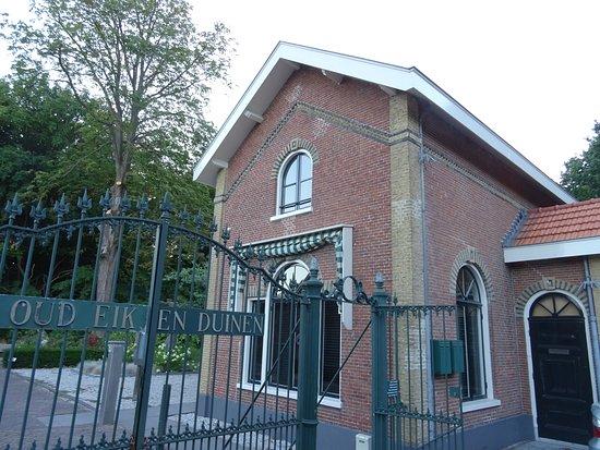 Begraafplaats Oud Eik en Duinen