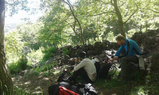 Go Explore Morocco - Day Tours: Atlas toubkal mountain guide Aziz  offers trip trekking  in Morocco Atlas Mountain