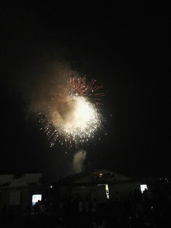 Southern Beach Chigasaki Fireworks: 花火