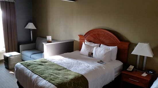 Снимок Comfort Suites Southgate