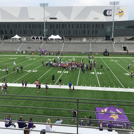 Vikings Training Camp