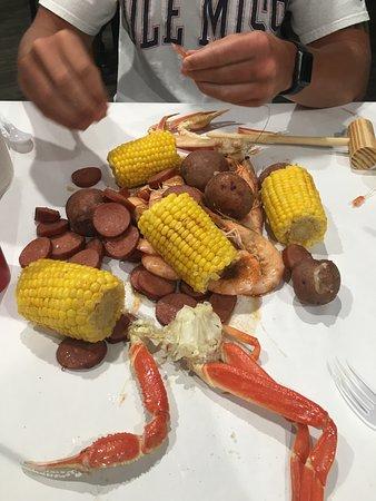Crazy Cajun Seafood Restaurant Picture