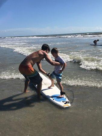 Missouri boys turned surfer dudes