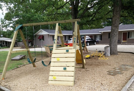 Galena, MO: Playground Area