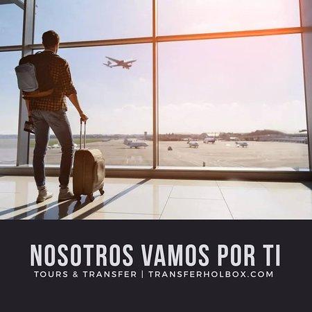 Transfer Holbox: Nuestra prioridad eres tu!