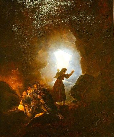 Musee Calvet: Light