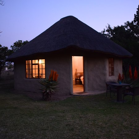 Toffe hutten
