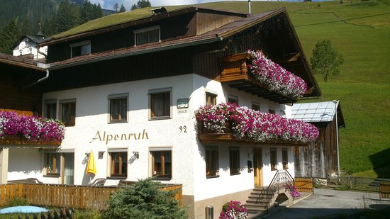 Holzgau, Αυστρία: Heel goed pension!!!