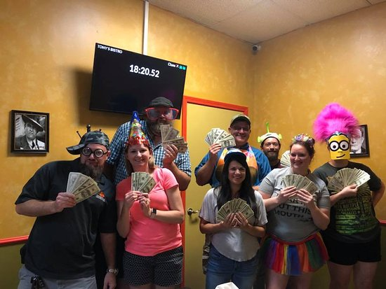 ‪MindGames Escape Rooms – Rock Hill‬