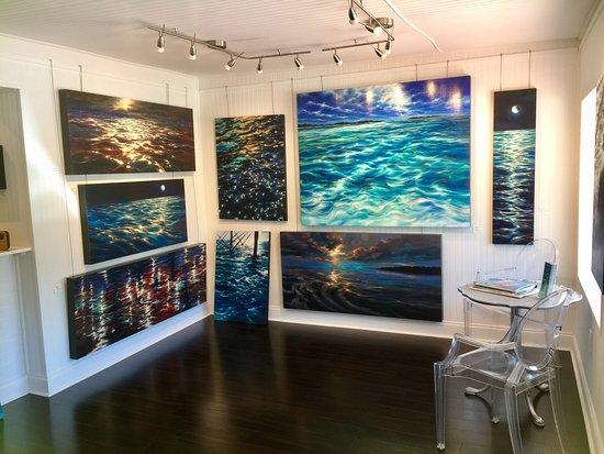 Elena Madden Studio Art Gallery