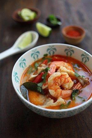 Fernando de la Mora, Paraguay: Thai Cafe