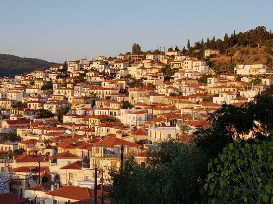Порос, Греция: Poros port