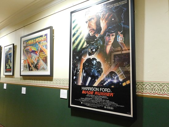 Movie Poster Art Gallery
