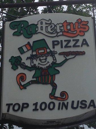 Rafferty's Pizza Nisswa: Rafferty's in Nisswa