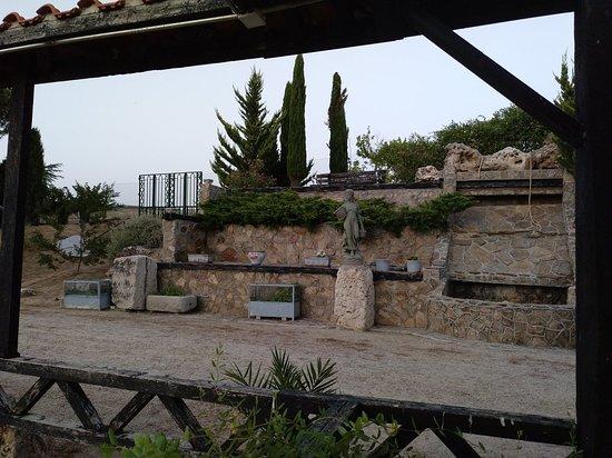 Paracuellos de Jarama, Spanyol: Comida casera de calidad, buenas vistas y trato excelente