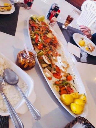 frutos do mar...camarão