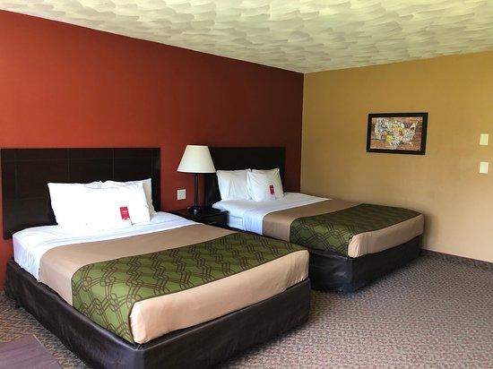 Wetmore, Мичиган: Deluxe 2 Queen Bedroom