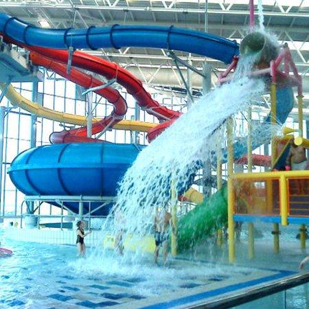 Leisure pool picture of cardiff international pool cardiff tripadvisor for International swimming pool cardiff