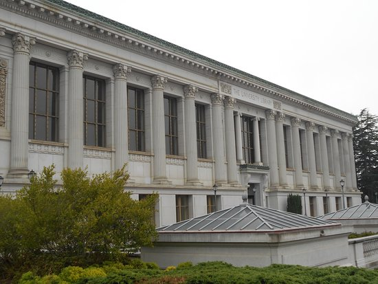 University of California, Berkeley: 大学図書館