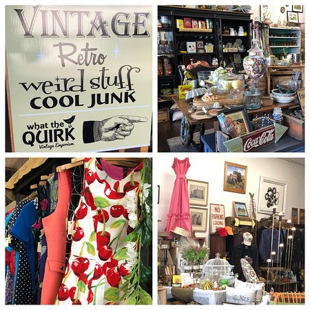 What the Quirk, Vintage Emporium