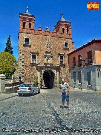 Province of Toledo, Španělsko: Puerta de Cambron, Toledo, Espanha