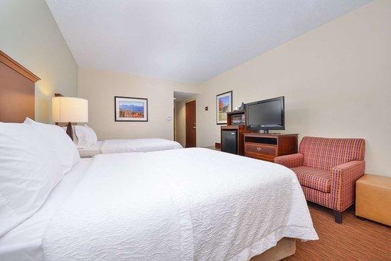 Fishersville, VA: Guest room