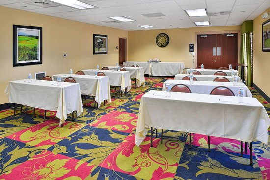 Fishersville, VA: Meeting Room