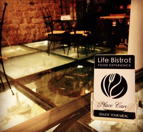 The Life Bistrot - Plant Based Restaurant - Archaeological Site: Smart Archaeology Restaurant