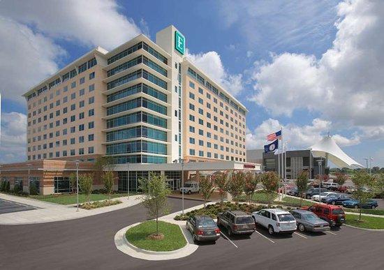 エンバシー スイーツ ハンプトンローズ ホテル スパ & コンベンション センター