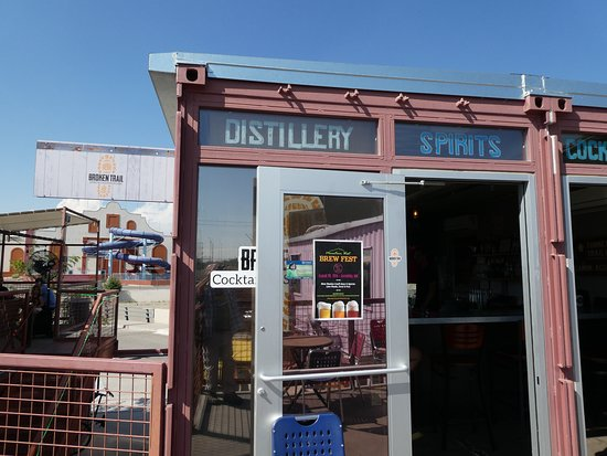 Broken Trail Distillery & Brew
