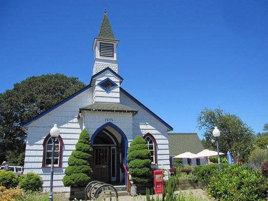 Veneta, Орегон: the restaurant
