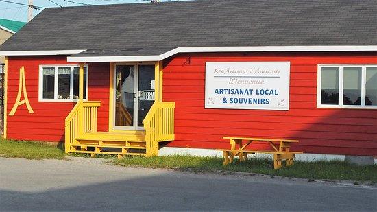 Port-Menier, Canada: Port Menier, Anticosti