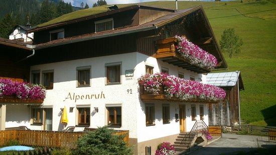 Holzgau, Αυστρία: Gastehaus Alpenruh