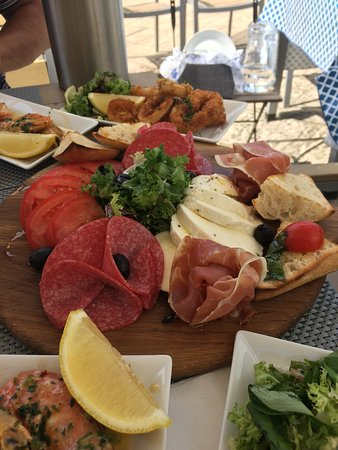 Osteria on the Wold: Yummy!