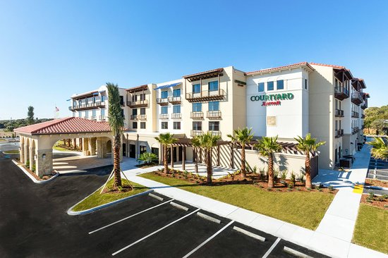 Courtyard by Marriott St. Augustine Beach