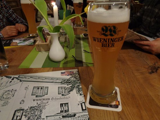 Schwabenbraeu: ベルヒテスガルテンで作られているビールです