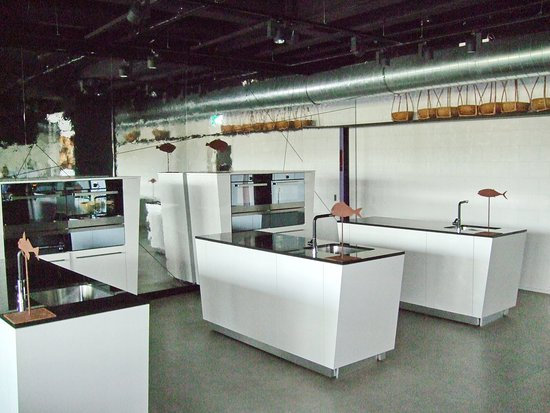 Sihlbrugg, Svizzera: Kochstudio