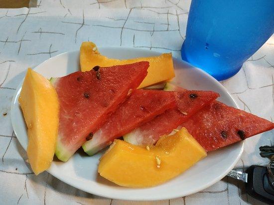 Scerni, Италия: Frutta.