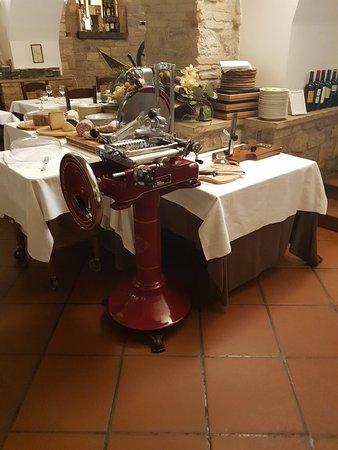 Restaurant Medioevo: Interno del medioevo
