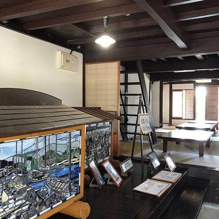Ureshino, Japan: 集会所の展示室