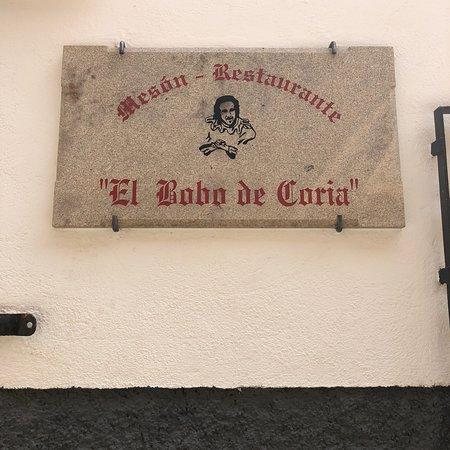 El Bobo de Coria Photo