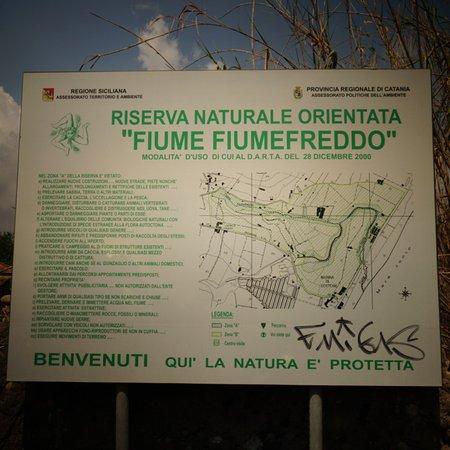 写真Riserva Naturale Orientata del Fiume Fiumefreddo枚