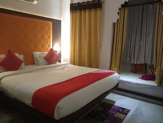 Hotel Mandiram Palace: Top notch stay