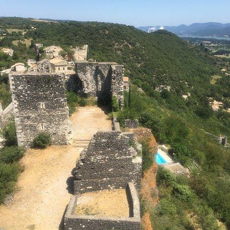 Chateau de Rochemaure