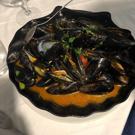 Cena di pesce eccezionale