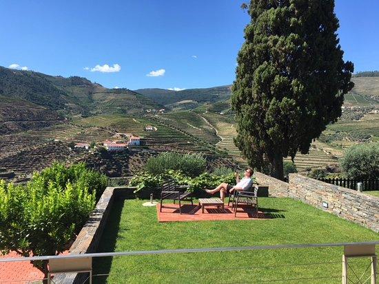 Valenca Do Douro, Portugal: view from room