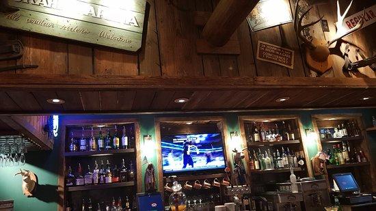 Saltgrass Steak House: Die Bar